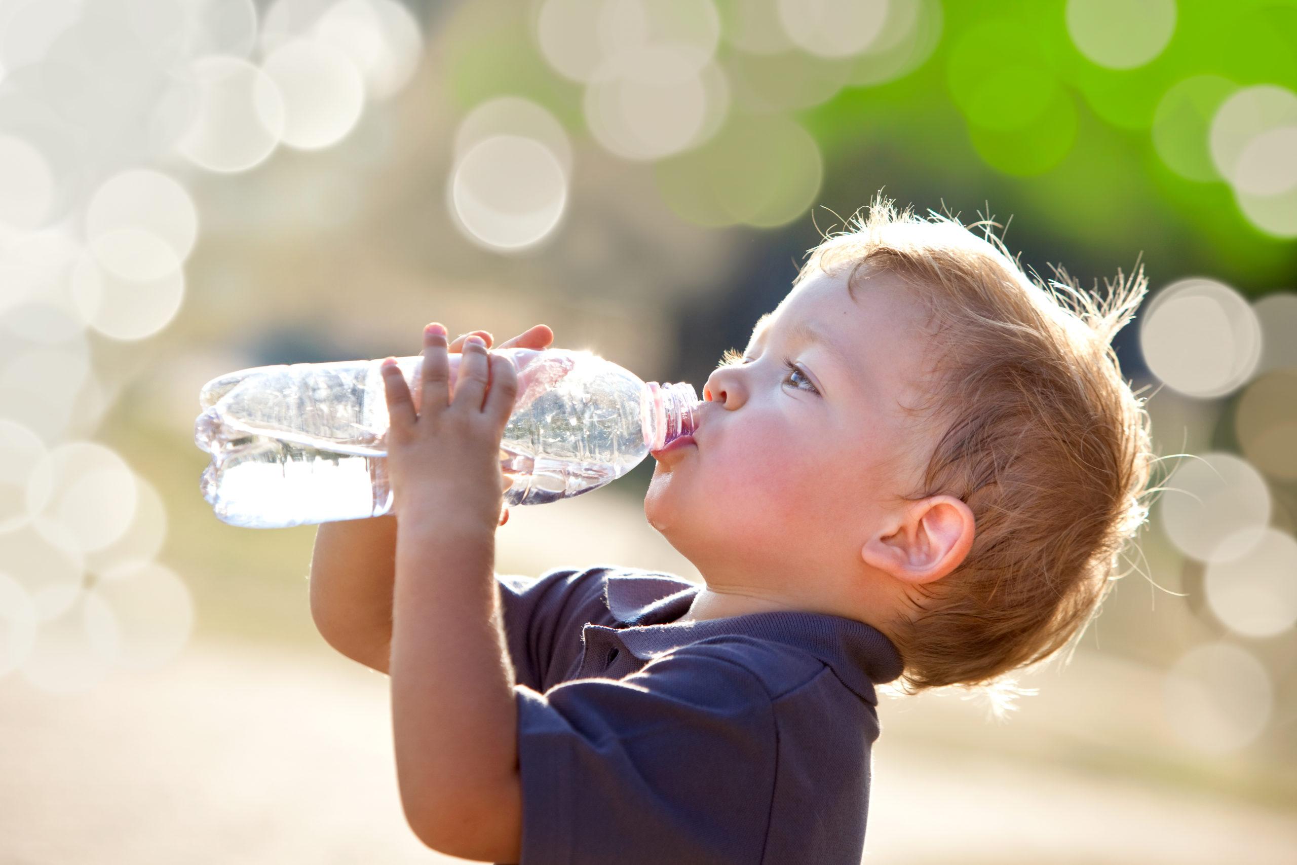 Nawyk picia wody - Andrzej Bernardyn